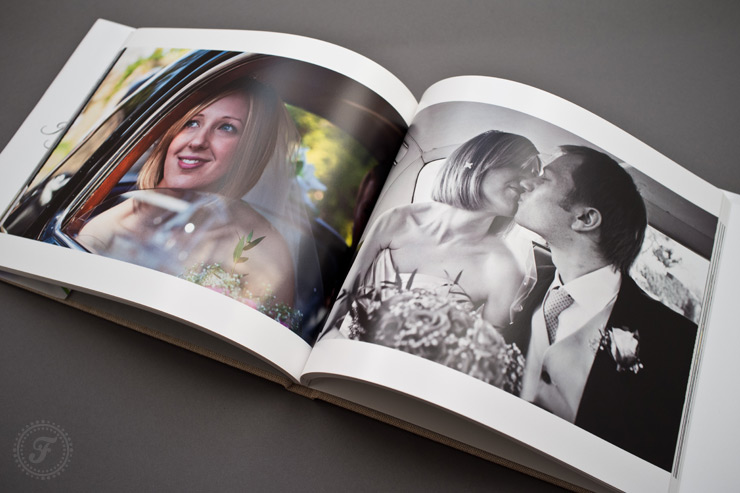 Professional Wedding Albums & Books