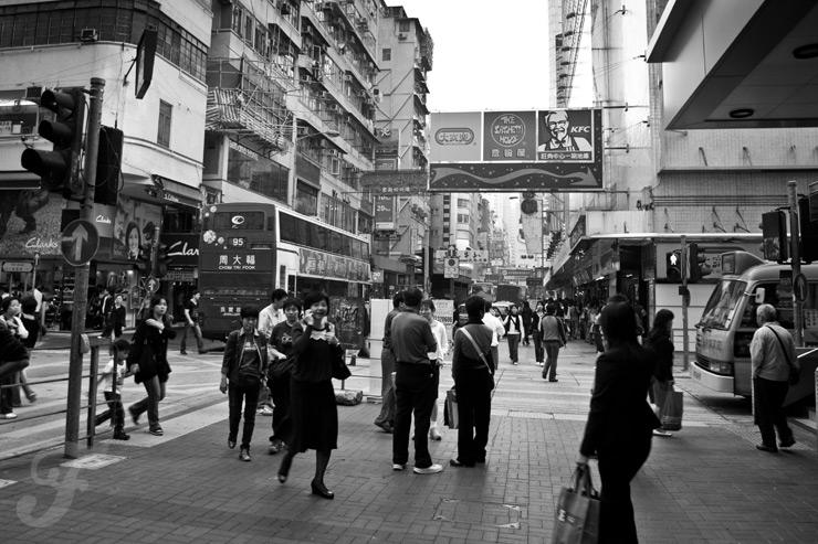 street level